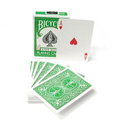 Bicycle Poker Verdi