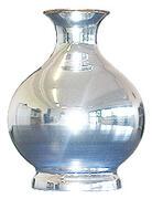 Vaso inesauribile in alluminio Lota vase