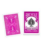 Bicycle Poker Fucsia
