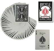Bicycle Poker Nere