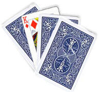 My favorite cards - Poker - Bicycle