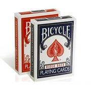 Bicycle Poker Old case