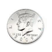 Mezzo Dollaro Kennedy Jumbo - Diametro cm 7.5