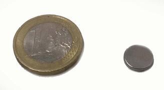 Magnete al Neodimio Disco 9,5mm x 1,5mm