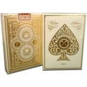 Artisan White Playing Cards