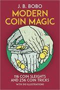 Modern Coin Magic by J.B Bobo