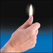 Fiamma sul pollice Thumb Tip Flame