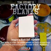 Factory Blanks Tom Stone