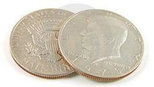 Mezzo dollaro Kennedy fior di conio