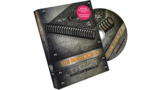 The Bound Deck DVD and Gimmick Blue by Juan Luis Rubiales and Luis de Matos