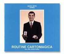 Routine Cartomagica - M. Bove