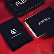 Flexible Playing Cards Black