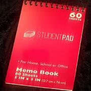 SvenPad Memo (copertina rossa)