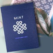 Blueberry Mint Playing Cards