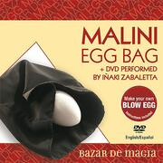 Malini egg bag by Bazar de Magia