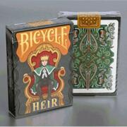 Bicycle Heir Playing Cards by Collectable Playing Cards