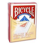 Bicycle faccia bianca/dorso rosso