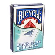 Bicycle faccia bianca/dorso blu