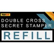 Secret Stamper Part Refill for Double Cross by Magic Smith