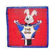 Foulard \'\'The End\'\' cm 60x60