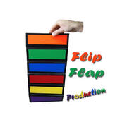 Flip flap production