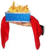 Scatola del fuoco The fire box