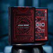 Star Wars Dark Side Red Playing Cards
