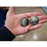 Moneta per manipolazione set di 5