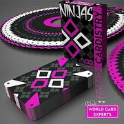 Cardistry Ninja Wildberry