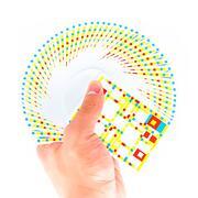 Mondrian Playing Cards Broadway