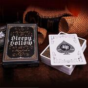 Sleepy Hollow Playing Cards