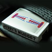 Vintage Feel Jerry\'s Nuggets Steel Playing Cards
