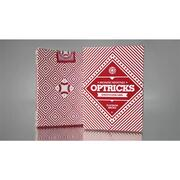 Mechanic Deck Optricks Red