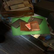 Carta nel portafogli by Funtastic magic