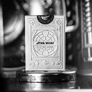 Star Wars Playing Cards Silver Special Edition Light Side