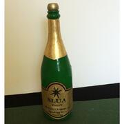 Bottiglia che scompare Champagne