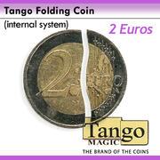 Folding Coin 2 Euro Internal system Moneta nella bottiglia