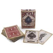 Bicycle 1900 Playing Cards Rosse