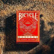 Bicycle Legacy Masters Red