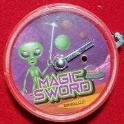 The Alien Magic Sword