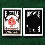 Bicycle Insignia Back Black