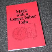 Magic with a Copper/Silver Coin by Jerry Mentzer Books