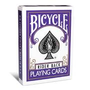 Bicycle Poker Viola