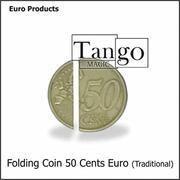 Moneta nella bottiglia 50 cent euro