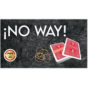 No Way! by Marcel and Tango Magic