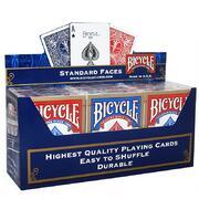 Bicycle Poker Mazzo standard 12 mazzi