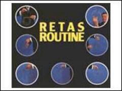 Routine di anelli cinesi Retas