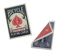 Bicycle doppio dorso rosso/blu