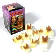 Coniglietti in 3D