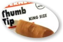 Falso pollice  Lungo Vernet - King size